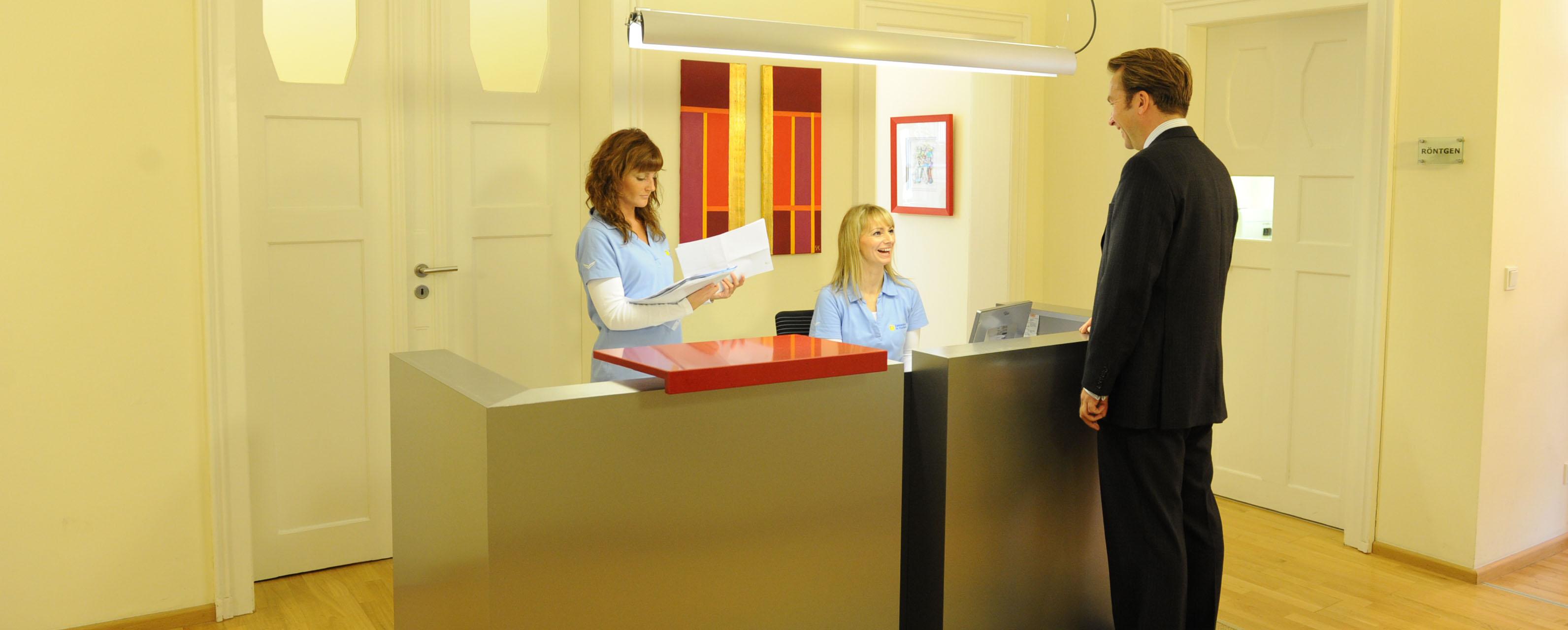 Zahnarztpraxis Dr. Yves Mettlin, Frankfurt